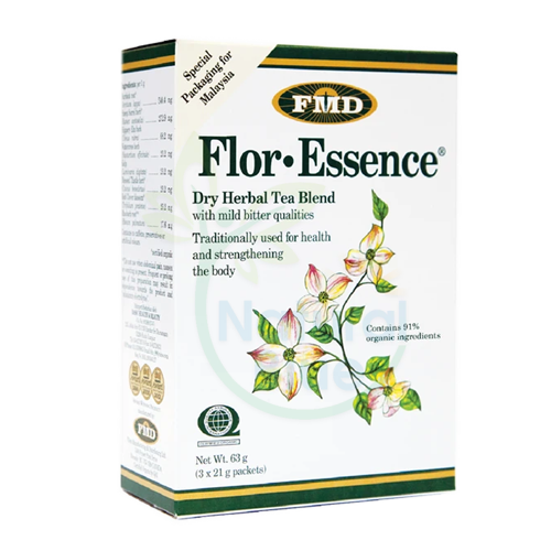 FMD-FLOR ESSENCE HERBAL TEA-DRY </BR>富萝菁华(干草药)